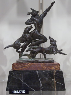 a report on two sculptures of actaeon and diana by paul manship Orchids in politics and the public garden: the untermyer park in  they were sculpted by paul manship  called 'diana and actaeon and his hounds' for.