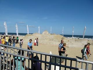 Sandcastle Festival  Tresuare Island
