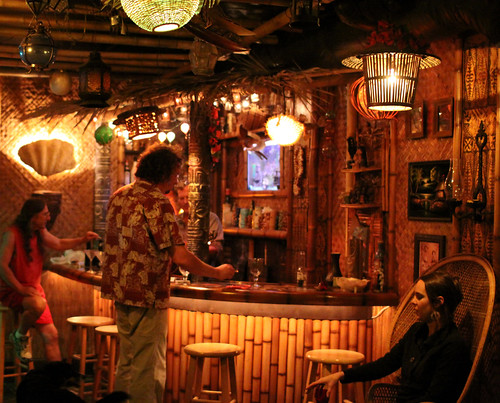 Brad s tiki bar trader scott flickr