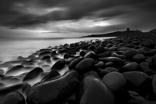 A Moody Morning At Dunstanburgh | by dan barron photography - landscape work
