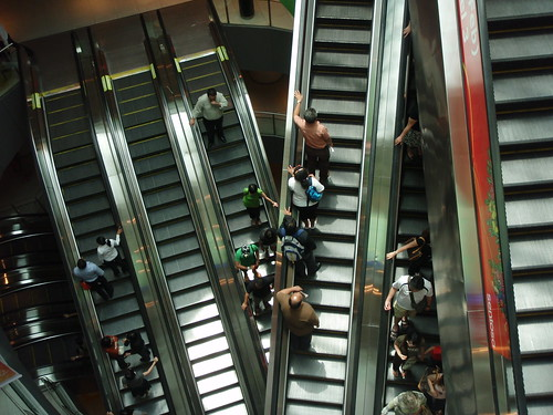 Escalators 2 | by Eric Pesik and Deanna Pesik