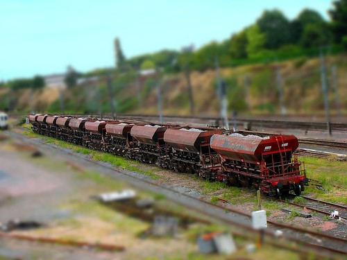 Effet tilt shift | by Emmanuel Cateau