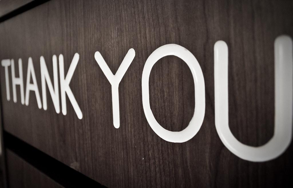 Thank You | RobeRt Vega | Flickr
