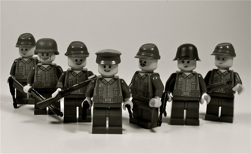 WWII German Squad | by appius95