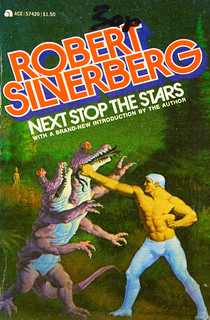 Robert Silverberg - Next Stop The Stars | by Dan Norcott