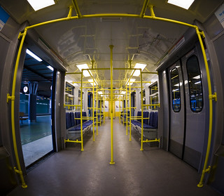 Metro Fisheye | by Hannes R