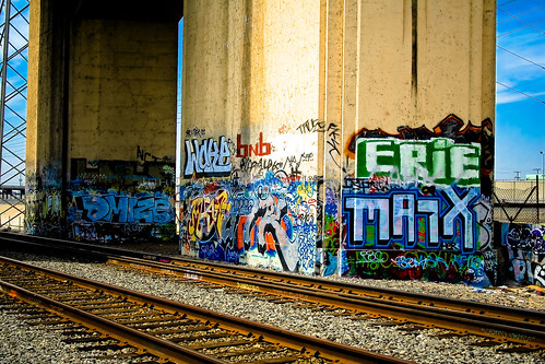 Railroads Graffiti | by John Megliorino