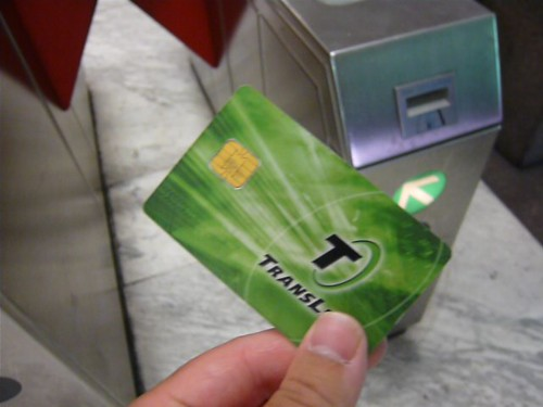 Translink Card - BART | by AgentAkit