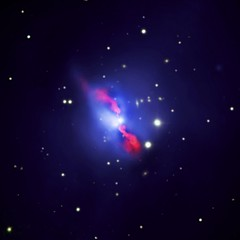 Black Hole Pumps Iron (NASA, Chandra, 09/14/09) | by NASA's Marshall Space Flight Center