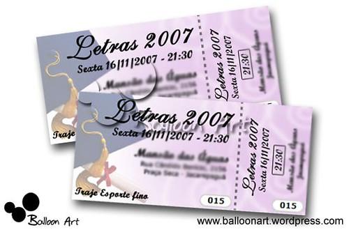 Convites E Impressos Convite Individual Festa De Format Flickr