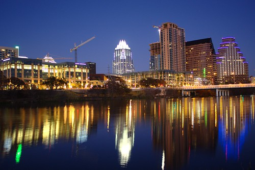 Downtown Austin Skyline - Evening | by Kumar Appaiah