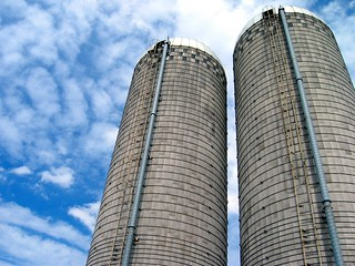 Silos | by anthony arrigo