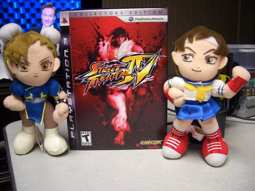 Street Fighter IV | by Ramune Rabbit