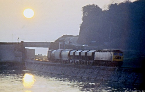 Class 47 47029 Teignmouth 27/7/82 | by Stapleton Road