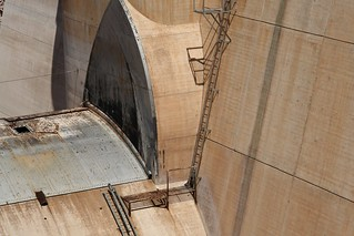 Hoover Dam, Stairs | by Alex E. Proimos