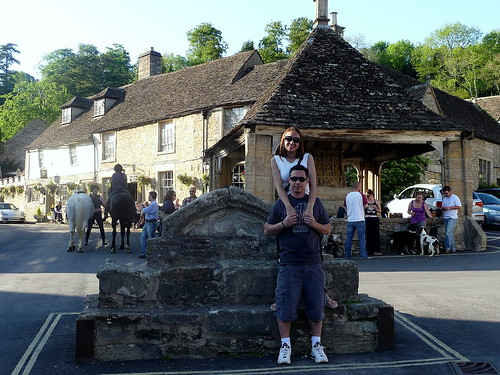 Castle Combe England Castle Combe Is A Small Village