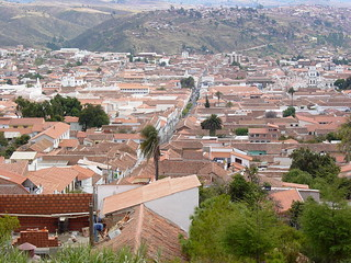 View over Downtown from Mirador - Sucre - Bolivia | by Adam Jones, Ph.D. - Global Photo Archive