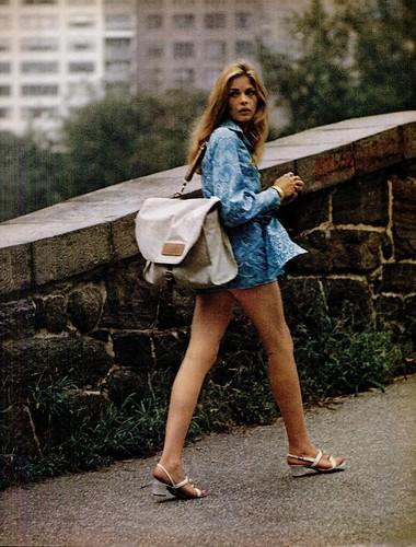 1969 Mini Skirt | Retrospace | retrospace.org | Flickr