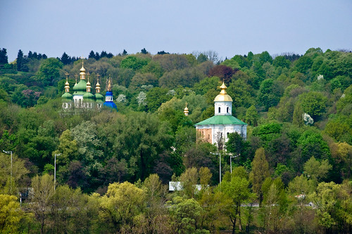 Spring in Kiev | by dobrych