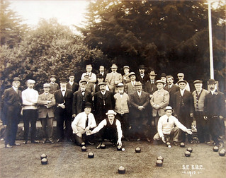 Lawn Bowling in Golden Gate Park (1901) | by Telstar Logistics