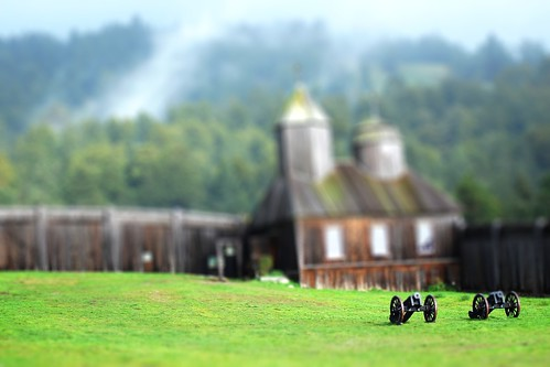 Tilt Shift Cannons | by Derringdos