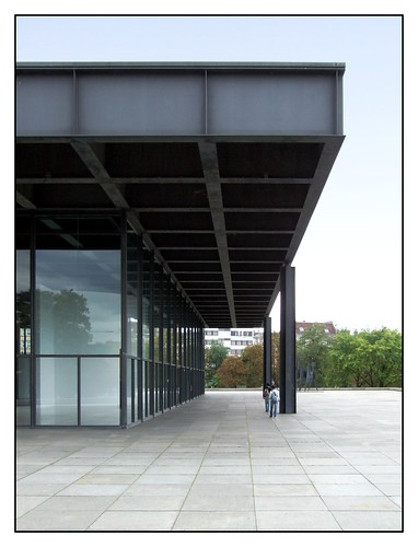 berlin neue nationalgalerie ludwig mies flickr. Black Bedroom Furniture Sets. Home Design Ideas