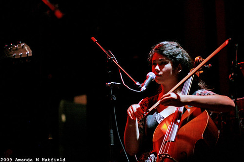 Other Lives opening for Bat for Lashes at Webster Hall (August 12th, 2009) | by Amanda M Hatfield