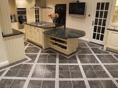Attrayant Kitchen Flooring Design | By Joyoendho Kitchen Flooring Design | By  Joyoendho