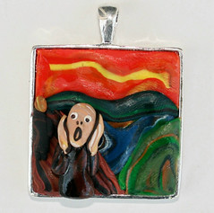 The Scream by Edvard Munch | by SpiritMama