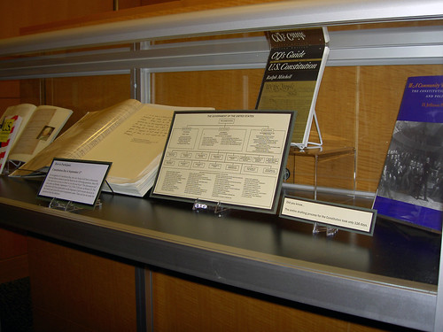 Constitution Day Exhibit | by Seattle University Law Library