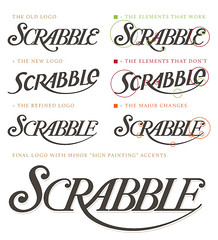 Scrabble Logo Redesign | by matthewmcinerney
