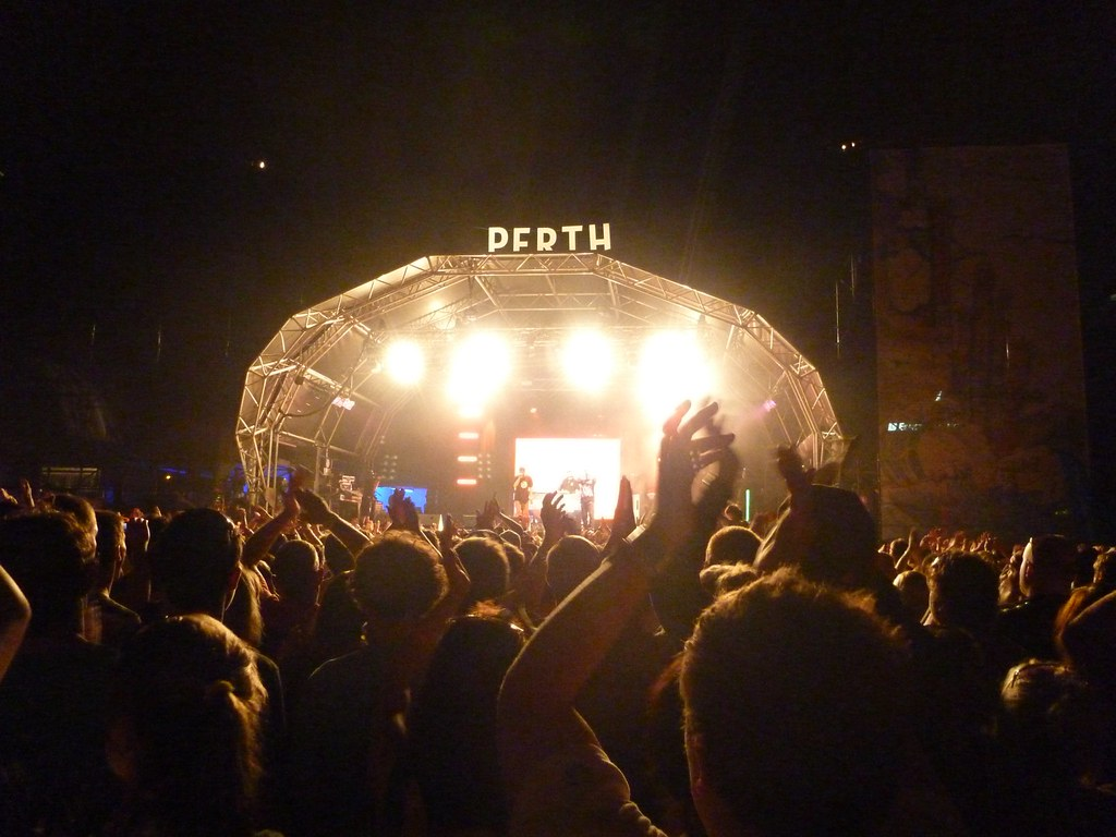 Hilltop Hoods At One Movement Music Festival