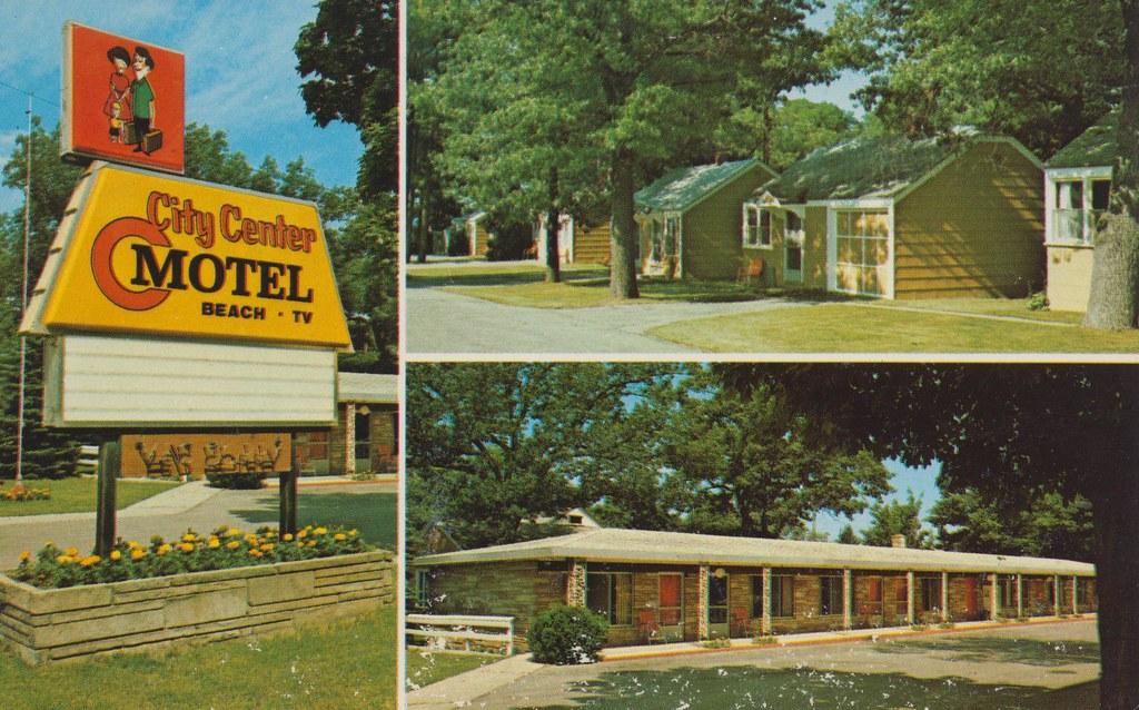 City Center Motel - Traverse City, Michigan