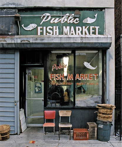 Shop Stores: STORE FRONT: The Disappearing Face Of New York: PUBLIC Fis