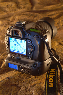 Nikon D90 with Battery Grip ND90P | by dankos-unlmtd