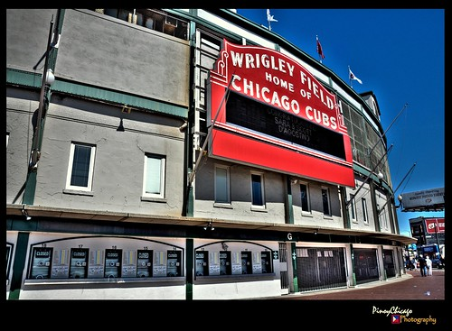 Wrigley Field | by Light of Shade Photography