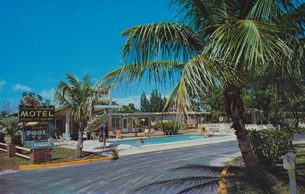 Rancho Grande Motel - Stuart, Florida