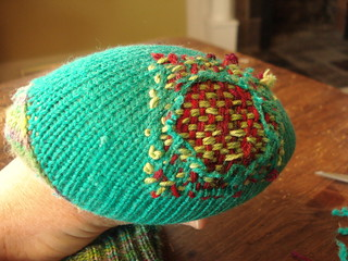 darning complete - outside view | by MandyPowers