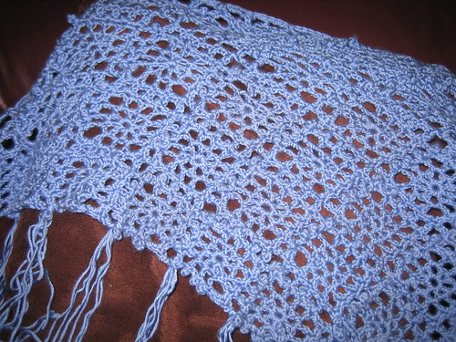 Crochet Shawl | by pelennor