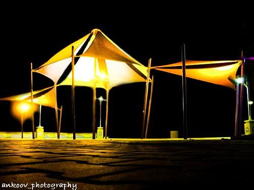 Tropical Island Beach Ambience Sound: أحب الليل والسهره على شاطي بحر هادي