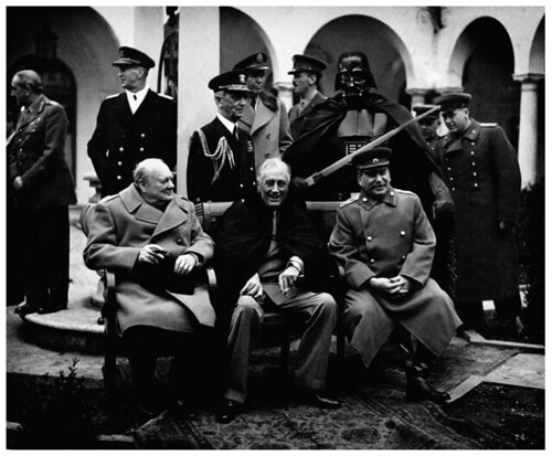 Yalta Conference,  February 1945. | by agan harahap