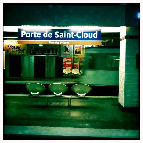 Porte de saint cloud 14apr10 paris france taken in p flickr - Massage porte de saint cloud ...