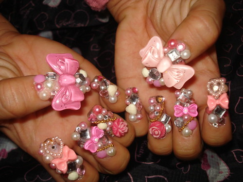★Princess nails~★ | by Pinky Anela