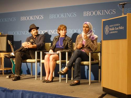 Cynthia Schneider: Salman Ahmed, Cynthia Schneider, Zarqa Nawaz