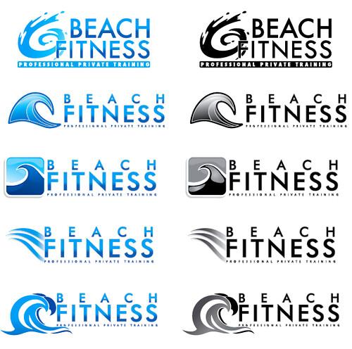 Beach Fitness Logo Version 2 | 148 Main Street Suite F ...