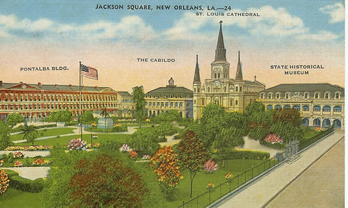 Jackson Square, New Orleans, LA -- 24 | by dawlin1