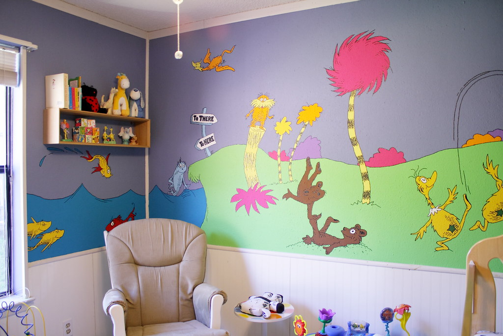 ... Dr. Seuss Nursery | By Ladybugbkt
