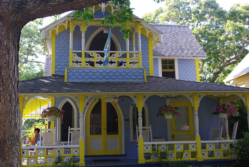 "Oak Bluffs Painted Cottages | by Maureen ""Mo"" Reilly"