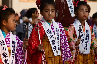 Girls Parading At The Kawagoe Festival | by El-Branden Brazil