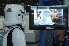 Storm Trooper nonton TV | by Yulian Firdaus
